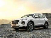 Bán Hyundai Santa Fe đời 2019, màu trắng xe có sẵn, LH Tùng 0906409199 giá 995 triệu tại Đà Nẵng