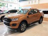Bán Ford Ranger Wildtrak 2.0L Bi Tubor 4x4 2019, đủ màu giao ngay, hỗ trợ trả góp đến 80% giá 859 triệu tại Hà Nội