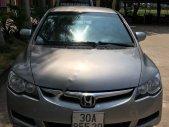 Bán Honda Civic 1.8 MT năm sản xuất 2008, màu bạc giá 305 triệu tại Bắc Giang