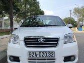 Bán Daewoo Gentra sản xuất năm 2008, màu trắng, nhập khẩu nguyên chiếc, xe gia đình giá cạnh tranh giá 158 triệu tại Đà Nẵng