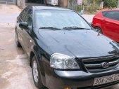 Cần bán Daewoo Lacetti năm sản xuất 2009, màu đen giá 170 triệu tại Phú Thọ