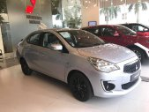 Bán ô tô Mitsubishi Attrage đời 2019, màu trắng, nhập khẩu chính hãng giá 375 triệu tại Quảng Nam