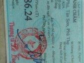 Cần bán Kia Pride năm 1999, màu trắng xe gia đình giá 18 triệu tại Phú Thọ