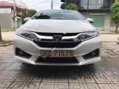 Bán Honda City sản xuất năm 2017, màu trắng ít sử dụng  giá 518 triệu tại Thái Nguyên