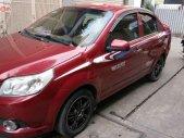 Cần bán Chevrolet Aveo LT 1.5 MT năm 2016, màu đỏ, chính chủ giá 266 triệu tại Tp.HCM