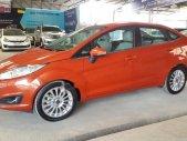 Bán xe Ford Fiesta năm sản xuất 2014, màu đỏ số tự động   giá 395 triệu tại Tp.HCM