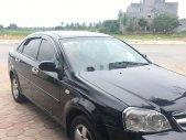 Bán ô tô Daewoo Lacetti 2009, màu đen xe gia đình giá 175 triệu tại Hải Dương