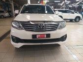Cần bán Toyota Fortuner V 4x2 TRD 2014, màu trắng, 790 triệu giá 790 triệu tại Tp.HCM