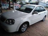 Xe Daewoo Lacetti sản xuất năm 2009, màu trắng, giá 180tr giá 180 triệu tại Đắk Lắk