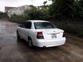 Cần bán gấp Daewoo Nubira MT đời 2002, màu trắng, nhập khẩu giá 58 triệu tại Hà Tĩnh