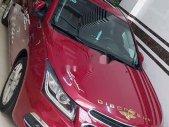 Cần bán Chevrolet Cruze Ltz đời 2017, màu đỏ chính chủ, giá chỉ 495 triệu giá 495 triệu tại Tp.HCM