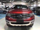 Bán Ford Titanium 4x2 AT sản xuất 2019, nhập khẩu nguyên chiếc, ưu đãi đặc biệt chỉ có trong tháng này giá 1 tỷ 122 tr tại Hà Nội