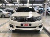 Bán ô tô Toyota Fortuner V 4x2 TRD 2016, màu trắng, giá chỉ 880 triệu giá 880 triệu tại Tp.HCM