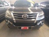 Cần bán lại xe Toyota Fortuner V 4x2 đời 2017, màu xám, nhập khẩu nguyên chiếc giá 1 tỷ 90 tr tại Tp.HCM