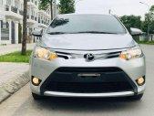 Cần bán lại xe Toyota Vios MT 2017, màu bạc, nhập khẩu nguyên chiếc giá 465 triệu tại Hà Nội