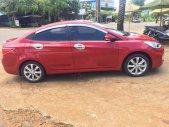 Bán Hyundai Accent Blue năm sản xuất 2015, màu đỏ, xe nhập số tự động, giá tốt giá 450 triệu tại Kon Tum