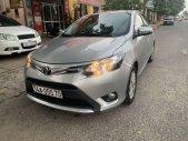 Bán xe Toyota Vios sản xuất năm 2016, màu bạc chính chủ, giá tốt, xe nguyên bản giá 418 triệu tại Kon Tum