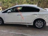 Cần bán Honda Civic AT đời 2013, màu trắng chính chủ giá 525 triệu tại Long An