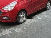 Bán Hyundai Grand i10 AT sản xuất 2018, màu đỏ, 400tr giá 400 triệu tại Tp.HCM