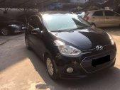 Bán Hyundai Grand i10 sản xuất 2016, màu đen, xe nhập   giá 350 triệu tại Hà Nội