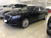 Bán Mercedes Maybach S600 màu đen, nội thất kem sáng, xe sản xuất 2015, đăng ký 2016, tên cá nhân 32.000 km giá 7 tỷ 900 tr tại Hà Nội