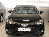 Cần bán gấp Toyota Corolla V sản xuất năm 2018, màu đen chính chủ giá 730 triệu tại Hà Nội