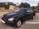 Bán ô tô Mercedes Benz C200 sản xuất năm 2002, màu đen giá 168 triệu tại Nam Định