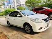 Bán Nissan Sunny XV 2014, màu trắng chính chủ giá 348 triệu tại Hà Nội