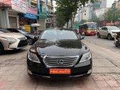 Xe Lexus LS sản xuất 2008, màu đen, nhập khẩu nguyên chiếc chính hãng giá 1 tỷ 195 tr tại Hà Nội