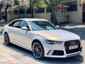 Cần bán Audi A6 năm 2015, màu trắng, xe nhập giá 1 tỷ 520 tr tại Hà Nội