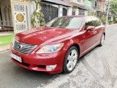 Cần bán gấp Lexus LS 460 đời 2010, màu đỏ, xe nhập giá 1 tỷ 780 tr tại Hà Nội