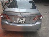 Bán Toyota Corolla năm sản xuất 2011, màu bạc xe còn mới lắm giá 420 triệu tại Hà Nội