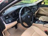 Bán BMW 5 Series 520i đời 2013, màu đen, xe nhập giá 1 tỷ 20 tr tại Tp.HCM