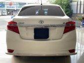 Bán Toyota Vios 1.5 E MT đời 2017, màu trắng số sàn giá 410 triệu tại Tp.HCM