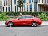 Bán Mercedes C300 AMG sản xuất 2016, màu đỏ như mới giá 1 tỷ 450 tr tại Hà Nội