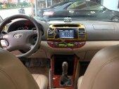 Cần bán lại xe Toyota Camry đời 2005, màu đen giá 290 triệu tại Quảng Bình