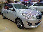 Cần bán Mitsubishi Attrage năm 2016, màu bạc, nhập khẩu chính chủ giá 325 triệu tại Đắk Lắk
