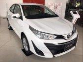 Toyota Đông Sài Gòn _ Cần bán xe Toyota Vios E đời 2019, màu trắng, số sàn giá 490 triệu tại Tp.HCM