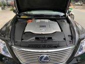 Bán ô tô Lexus LS năm sản xuất 2008, màu đen, xe nhập chính hãng giá 1 tỷ 390 tr tại Tp.HCM