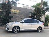 Cần bán Honda City năm sản xuất 2015, màu bạc xe còn mới nguyên giá 465 triệu tại Tp.HCM