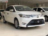 Cần bán Toyota Vios năm sản xuất 2017, màu trắng, giá 410tr xe còn mới lắm giá 410 triệu tại Tp.HCM