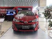 Toyota Long Biên - Bán xe chính hãng chiếc xe Toyota Vios G sản xuất 2019, màu đỏ giá 550 triệu tại Hà Nội