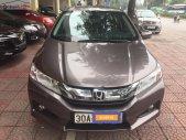 Cần bán xe Honda City 1.5 AT năm 2015, màu nâu, giá chỉ 475 triệu xe còn mới lắm giá 475 triệu tại Hà Nội