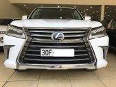 Cần bán xe Lexus LX 570 đời 2016 xuất Mỹ màu trắng, nhập khẩu nguyên chiếc giá 6 tỷ 350 tr tại Hà Nội