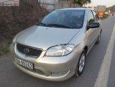 Bán Toyota Vios 1.5G năm 2003, màu váng cát, giá chỉ 179 triệu giá 179 triệu tại Thái Nguyên