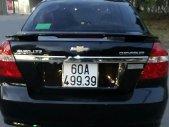Bán xe Chevrolet Aveo AT đời 2018, màu đen ít sử dụng giá 430 triệu tại Đồng Nai