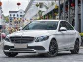 (Mr Minh: 0919.528.520) Liên hệ tư vấn, lái thử, đặt hàng - Mercedes C200 Exclusive năm 2019, màu trắng giá 1 tỷ 709 tr tại Tp.HCM