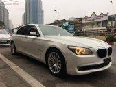 Cần bán lại xe BMW 7 Series 750Li 2010, màu trắng, nhập khẩu nguyên chiếc giá 1 tỷ 150 tr tại Hà Nội
