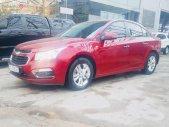 Cần bán gấp Chevrolet Cruze 1.6LT năm sản xuất 2018, màu đỏ, giá 448tr giá 448 triệu tại Tp.HCM