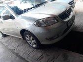 Cần bán xe Toyota Vios 1.5G năm 2003, màu bạc số tự động, giá 165tr giá 165 triệu tại Hà Nội
